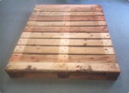 1000 x 1200 heavy duty perimeter base pallets